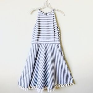 Pretty Striped Eliza J Dress